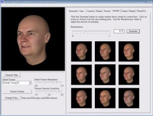 фоторобот по фотографии онлайн